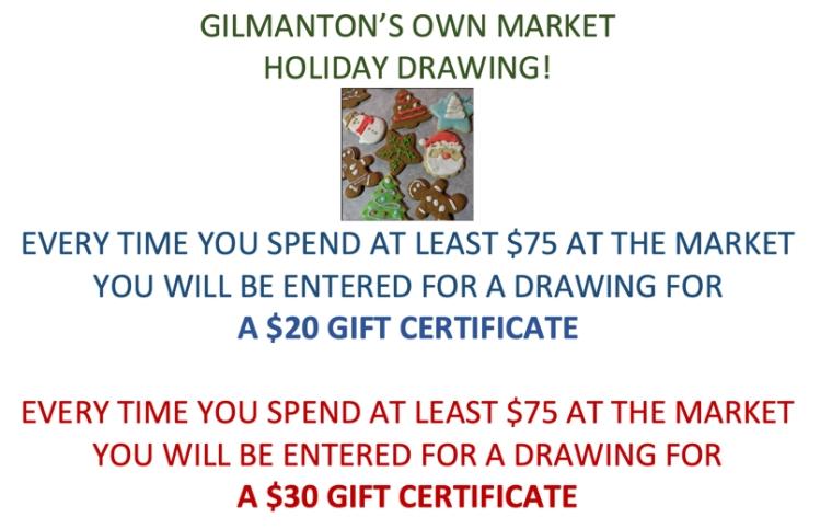 GILMANTONS OWN